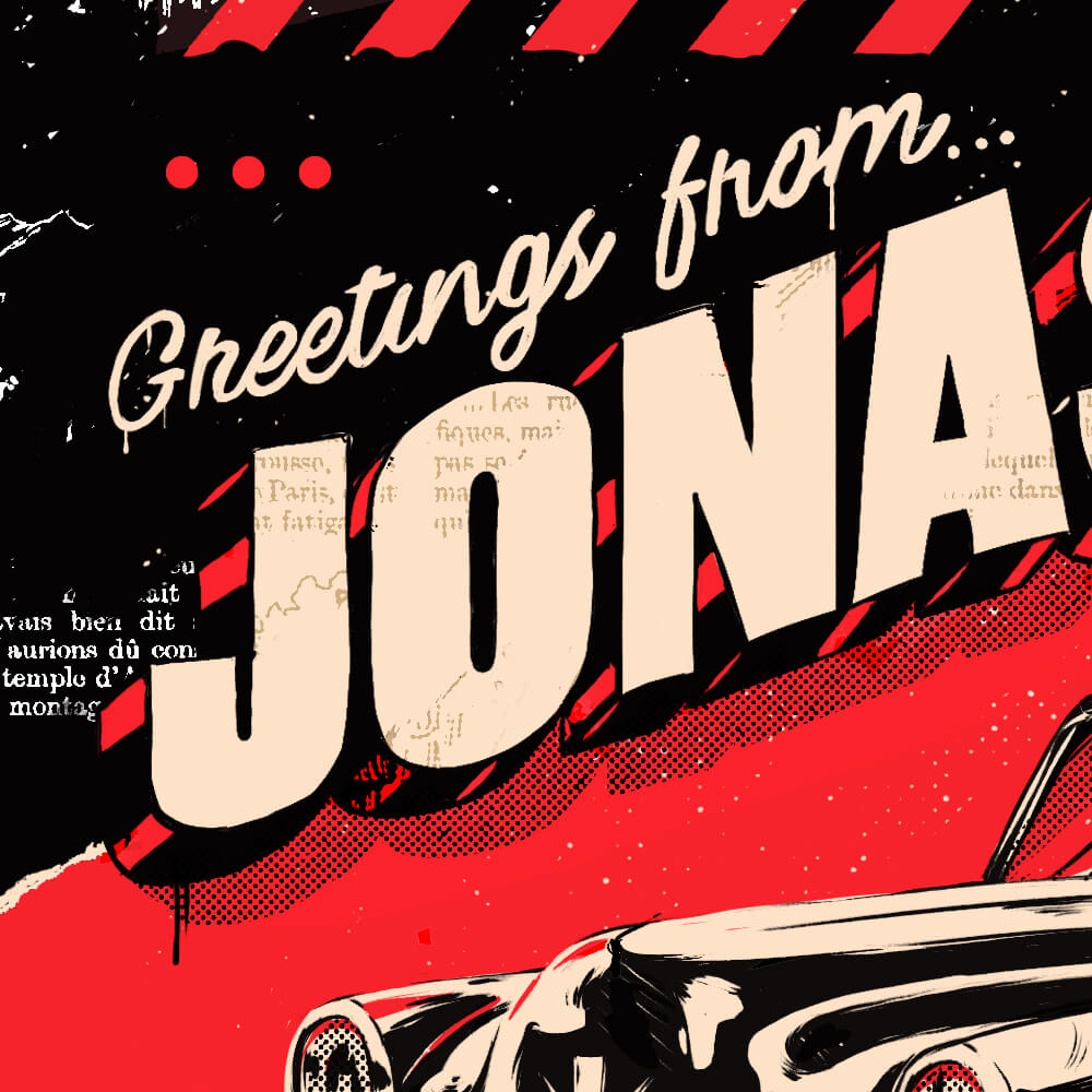 Personal Branding Detail Jonas