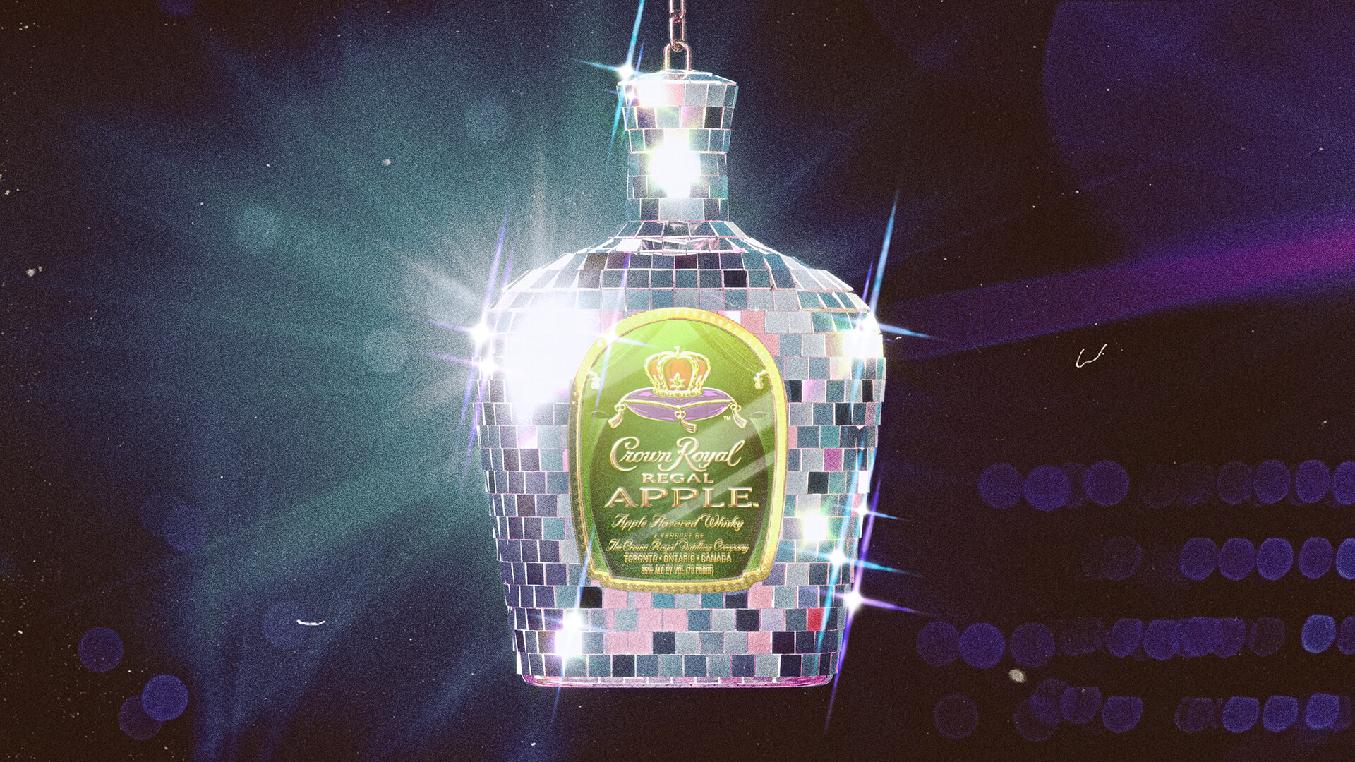 Crown Royal Scene Classic Disco