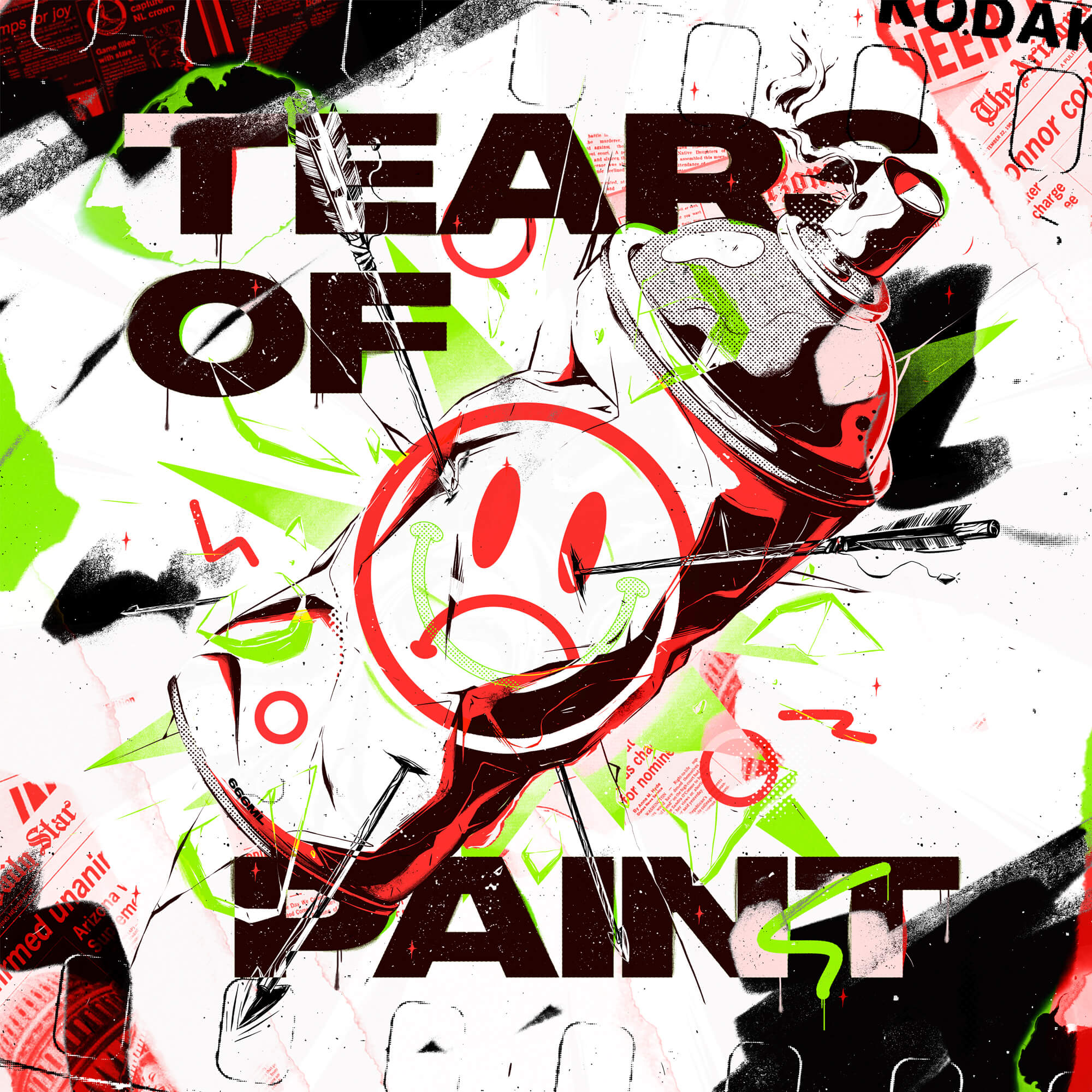 Tears Of Paint